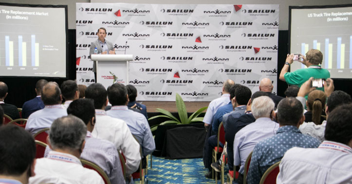 Latin Tyre Expo Announces Speakers for the 2019 Conference
